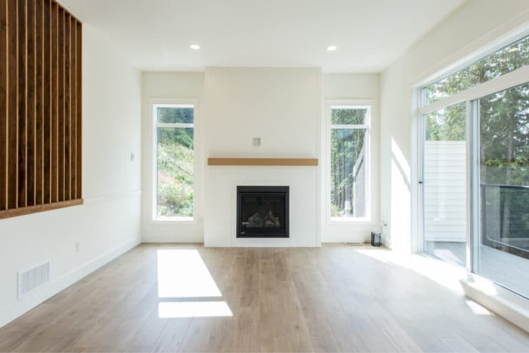 forest homes fireplace