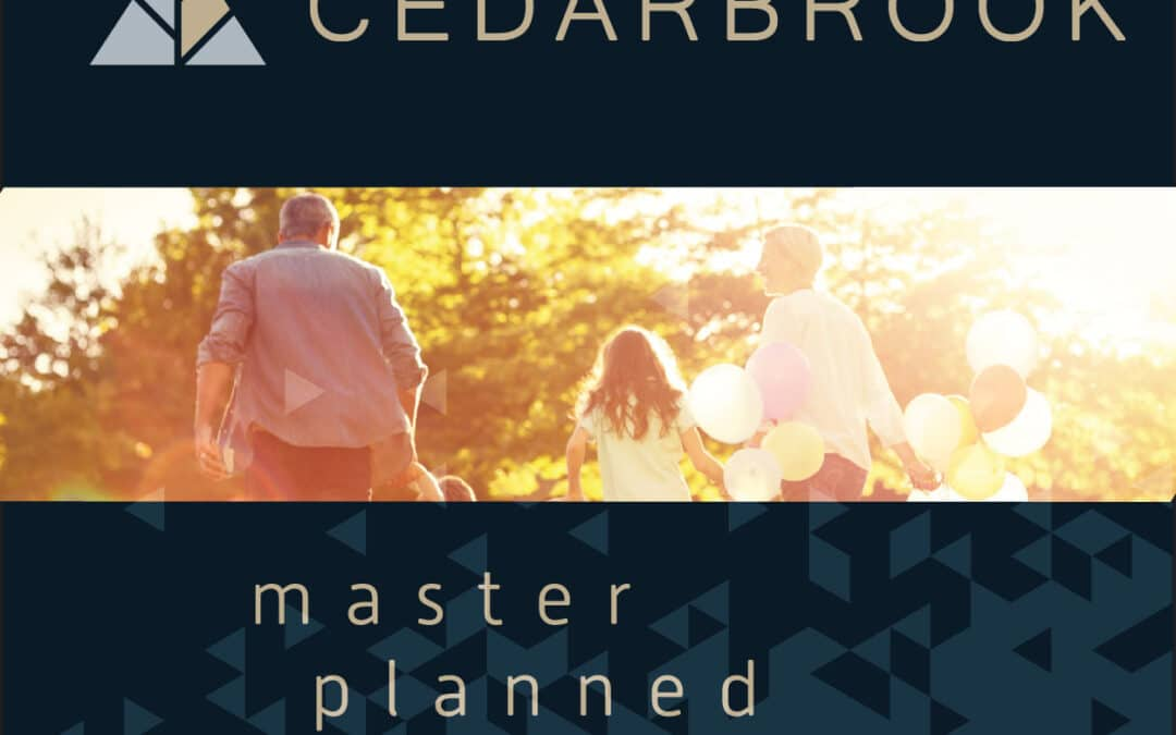 The wait is over- Introducing Cedarbrook